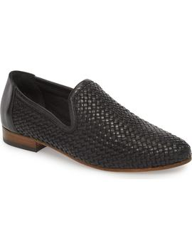 Yara Woven Slip On Loafer by Ron White