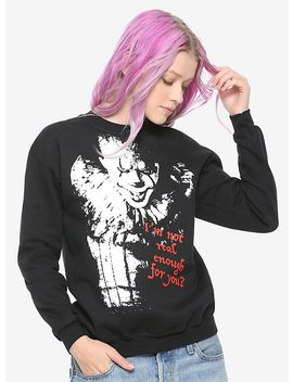 It Pennywise Girls Sweatshirt by Hot Topic