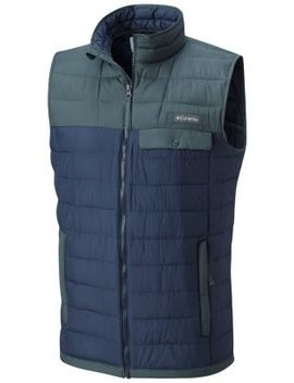 Men's Mountainside™ Full Zip Vest by Columbia Sportswear