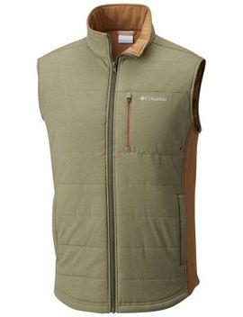 Men's Pilsner Peak™ Ii Vest by Columbia Sportswear