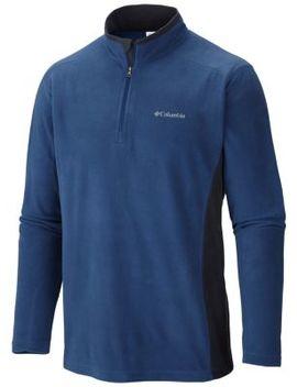 Men's Klamath Range™ Ii Half Zip Fleece Pullover   Big by Columbia Sportswear