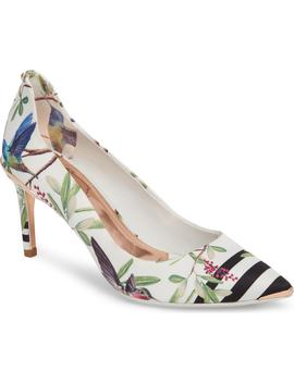 Pointy Toe Pump by Ted Baker London