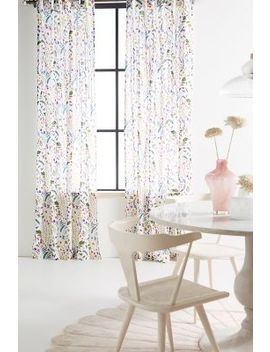 Kalishia Curtain by Anthropologie