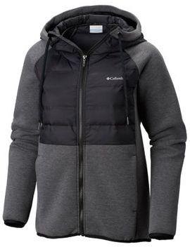 Women's Northern Comfort™ Hybrid Hoodie by Columbia Sportswear