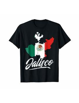 Mexico T Shirt Jalisco Shirt Mexican Flag Shirt Gift by Mexico Flag Shirt Men