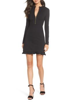 Teresa Ponte Jersey Dress by French Connection