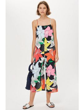 Tall Printed Jumpsuit by Topshop