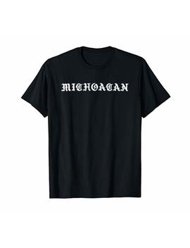 Michoacan Shirt Mexico Camisa by Michoacan Mexico Tee Co.