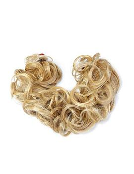 Hair2 Wear Christie Brinkley Medium Blonde Loose Wire Wrap Hairpiece by Christie Brinkley