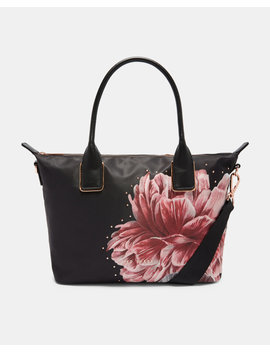 Tranquility Small Nylon Tote by Ted Baker
