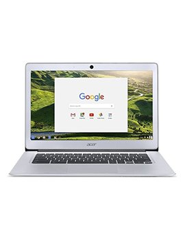 "2018 Acer 14"" Premium High Performance Fhd Ips Student Chromebook Intel Celeron Quad Core N3160 Processor, 4 Gb Ram, 32 Gb Ssd, Hdmi, Wi Fi, Bluetooth Chrome Os (Certified Refurbished) by Acer"