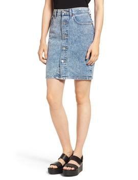 Mom Denim Skirt by Levi's®