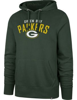 '47 Men's Green Bay Packers Headline Green Hoodie by '47
