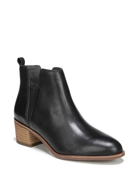 Amara Block Heel Booties by Original Collection By Dr. Scholl's