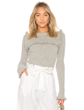 Ruffle Sweater by See By Chloe