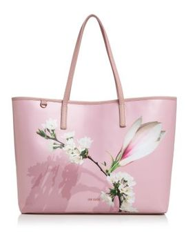 Harmony Coated Canvas Tote by Ted Baker