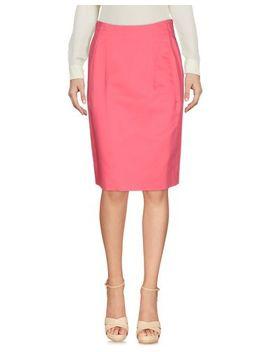 Jil Sander Knee Length Skirt   Skirts by Jil Sander