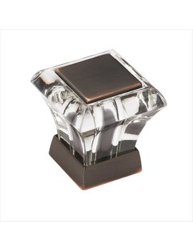 Amerock Abernathy Crystal Knob & Reviews by Amerock