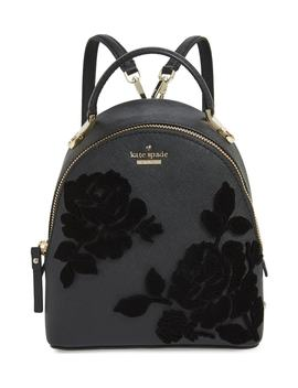 Cameron Street Flock Roses Convertible Backpack by Kate Spade New York