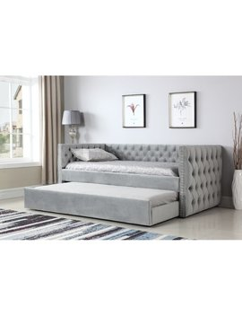 House Of Hampton Lansford Daybed With Trundle by House Of Hampton