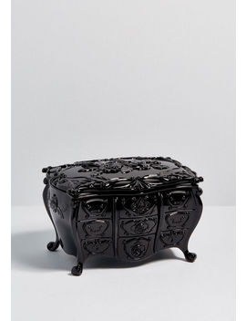 Elegantly Organized Beauty Dresser Box by Anna Sui