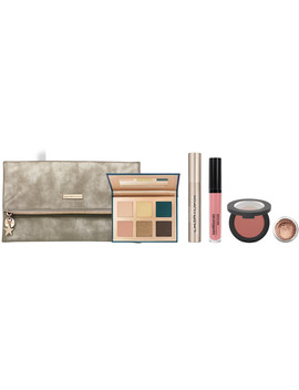 Meteor Shower 5 Piece Full Size Makeup Collection Plus Bag by Bare Minerals