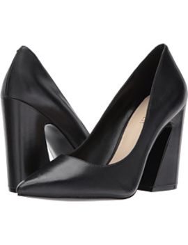Henra Block Heel Sandal by Nine West