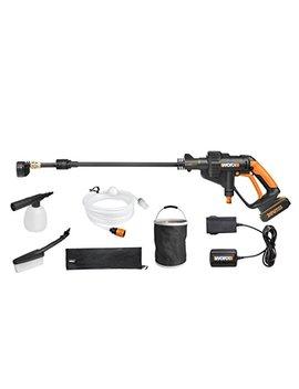 Worx Wg629 E.1 18 V 20 V Max Cordless Hydroshot Portable Pressure Cleaner by Worx