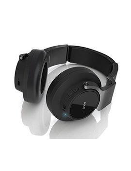 Akg K 845 Bt Bluetooth Wireless On Ear Headphones, Black by Akg