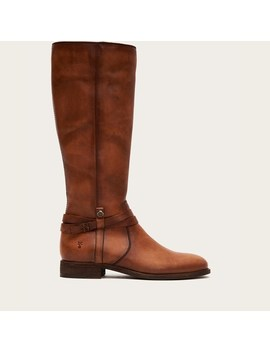 Melissa Belted Tall Wide Calf by Frye