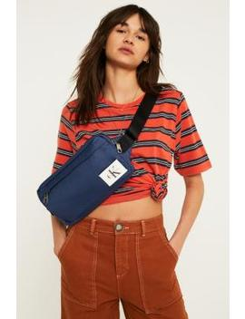 Calvin Klein Jeans Sport Essential Blue Crossbody Sling Bag by Calvin Klein Jeans