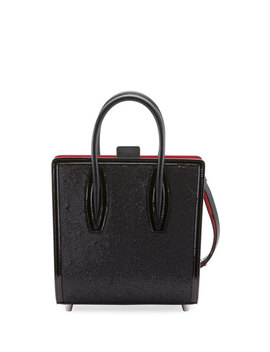 Paloma Small Paillette Tote Bag by Christian Louboutin