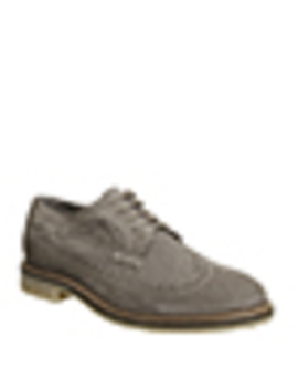Ghost Brogue Shoes by Ask The Missus