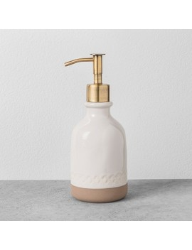Soap Dispenser   Hearth & Hand™ With Magnolia by Hearth & Hand™ With Magnolia