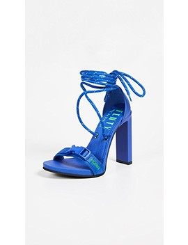 X Fenty Bungee Cord Sandals by Puma