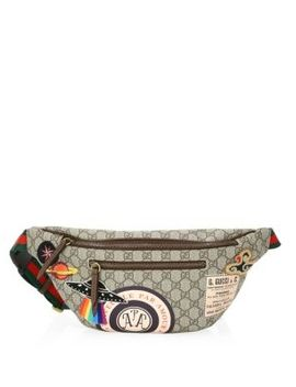 Gg Supreme Belt Bag by Gucci
