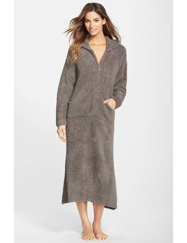 Cozy Chic® Hooded Zip Robe by Barefoot Dreams®