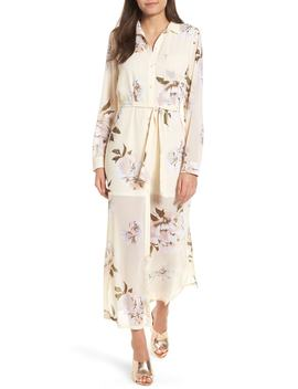 Floral Shirtdress by Leith