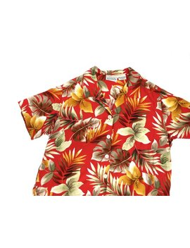 Vintage Hawaiian Shirt by To Be Worn Again