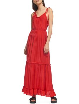 Tassel Tie Maxi Dress by Whistles