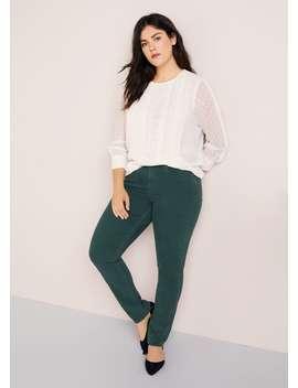 Slim Fit Julia Jeans by Mango