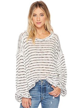 Striped Island Girl Hacci by Free People