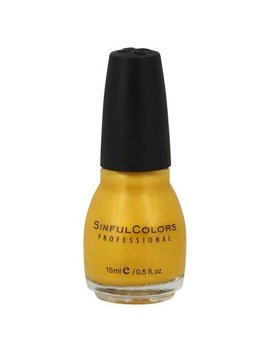 Sinful Colors Professional Nail Polish, Let's Meet, 0.5 Fl Oz by Sinful Colors
