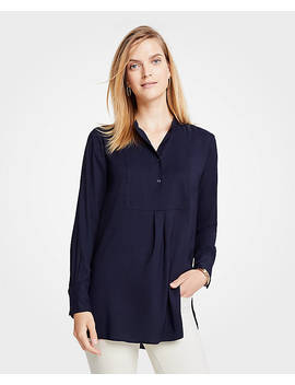Bib Tunic Top by Ann Taylor