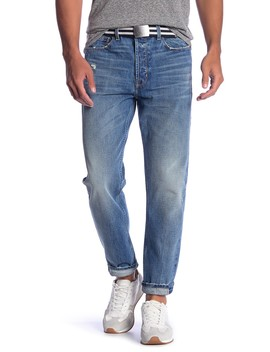Selvedge Taper Fit Jeans by Current/Elliott