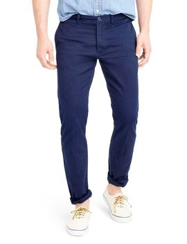 484 Slim Fit Stretch Chino Pants by J. Crew