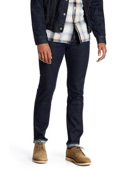 Axl Skinny Fit Jeans (Battery) by Hudson Jeans