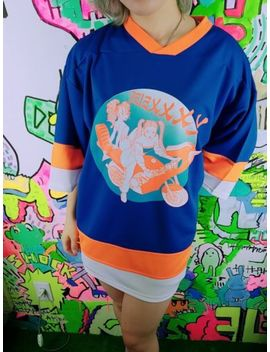 Kawaii Bousouzoku Gangs Football Shirts by Galaxxxy