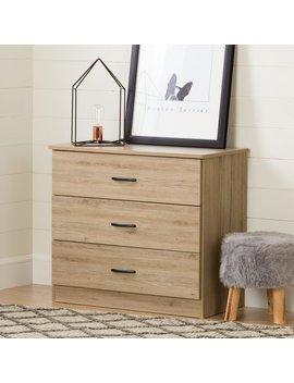 South Shore Libra 3 Drawer Chest & Reviews by South Shore