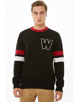 knit-varsity-sweater by forever-21